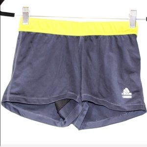 Adidas spandex shorts echfit Size medium